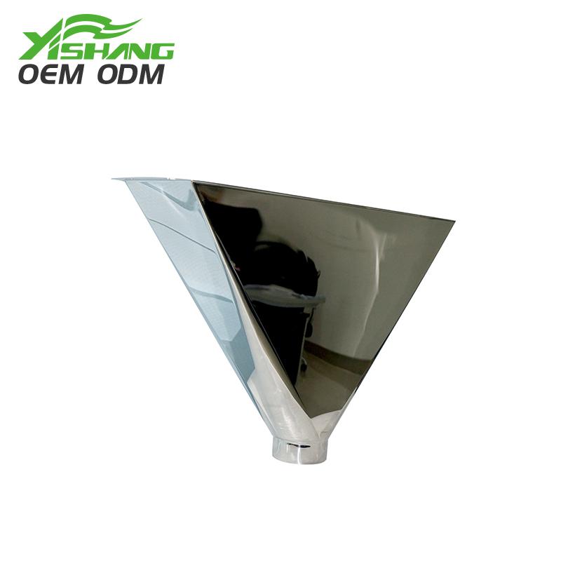 YISHANG -Professional Metal Parts Steel Metal Fabrication Manufacture-4
