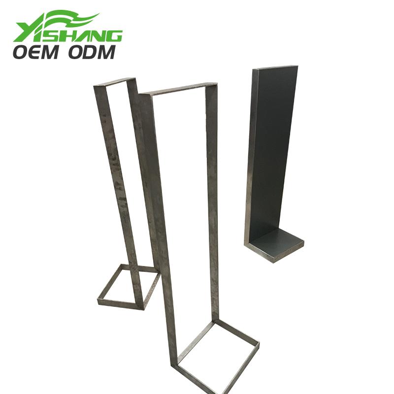 YISHANG -Professional Metal Parts Steel Metal Fabrication Manufacture
