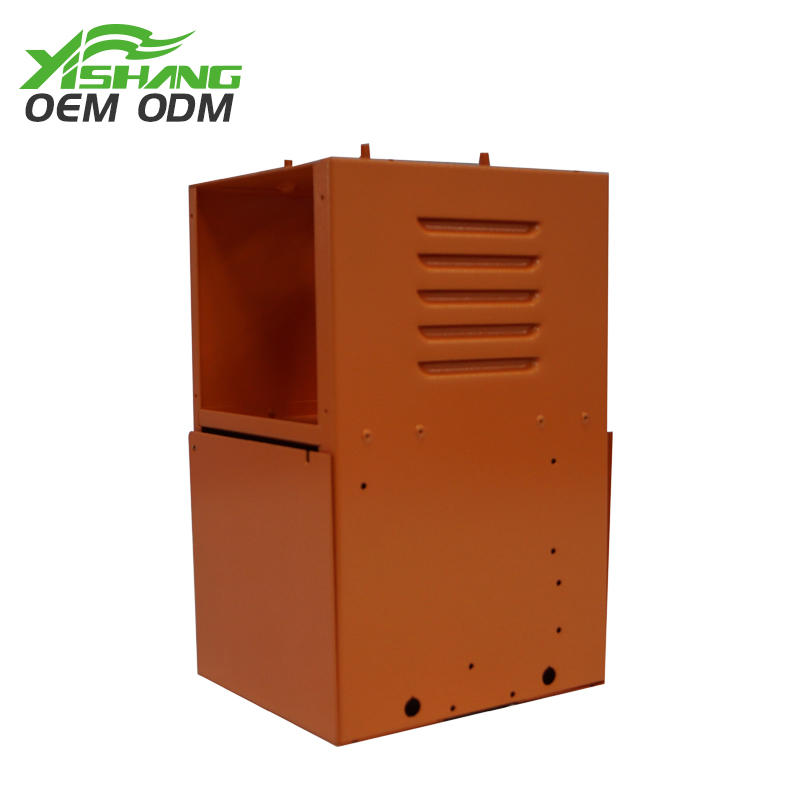 Custom Powder Coating Sheet Metal Electronics Enclosure Case