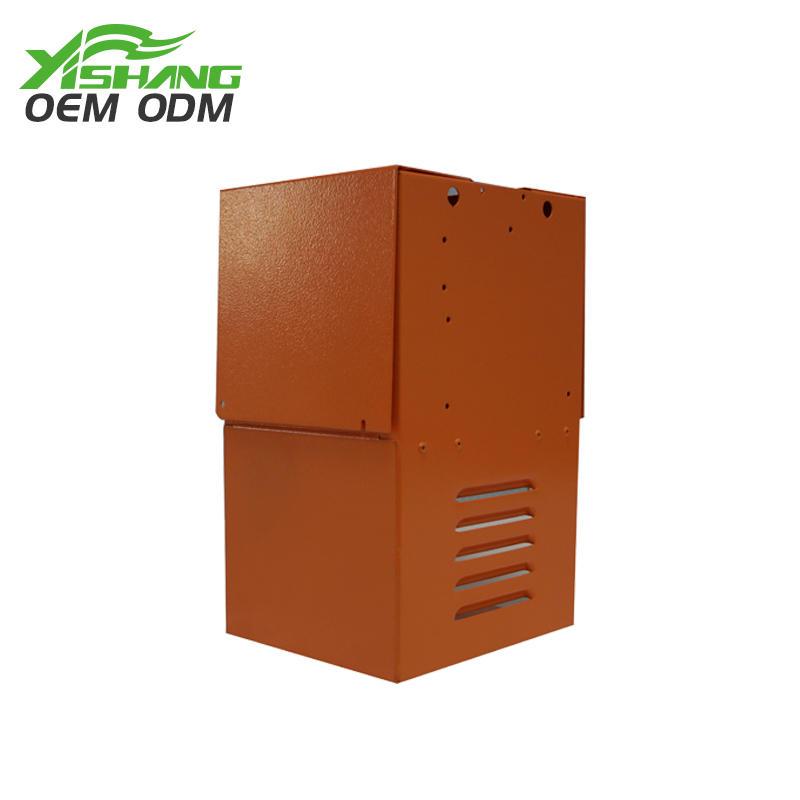 Custom Powder Coating Sheet Metal Electronics Enclosure Case