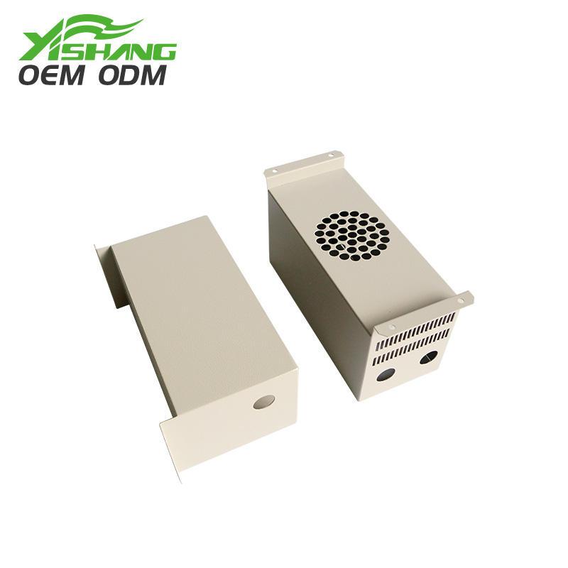 Custom Rectangle Electronics Sheet Metal Box