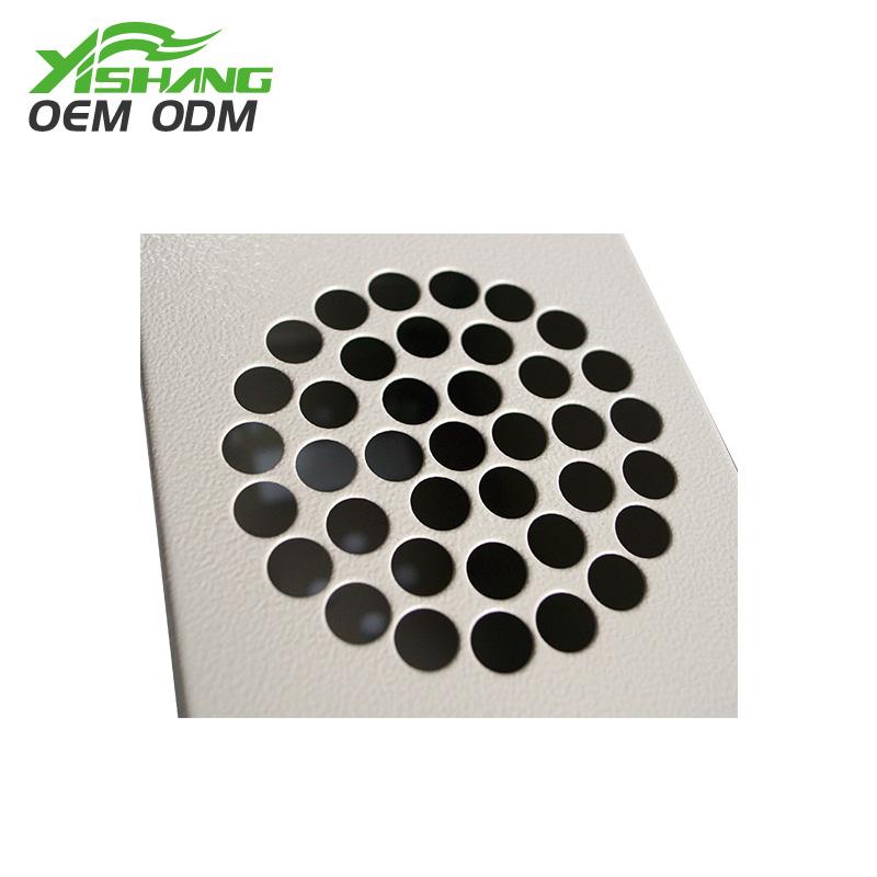 YISHANG -Aluminum Enclosure | Custom Rectangle Electronics Sheet Metal Box-3