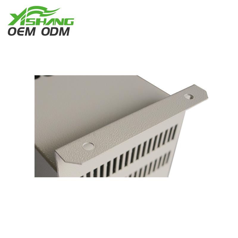 YISHANG -Aluminum Enclosure | Custom Rectangle Electronics Sheet Metal Box-2