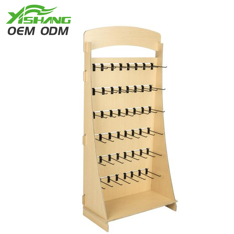 YISHANG -Professional Store Display Rotary Display Stand Manufacture