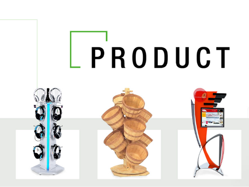 Best Manufacturing Of Exhibition Display Stands & Standee Display-YISHANG
