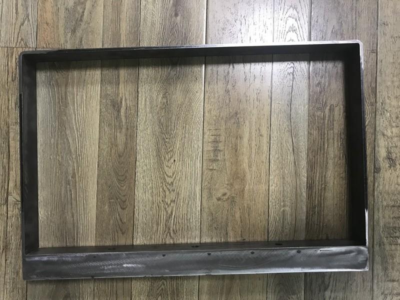 YISHANG -Case Of Custom Metal Furniture Frame From Canada | Display Shelf-1