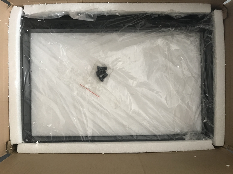 YISHANG -Case Of Custom Metal Furniture Frame From Canada | Display Shelf-3