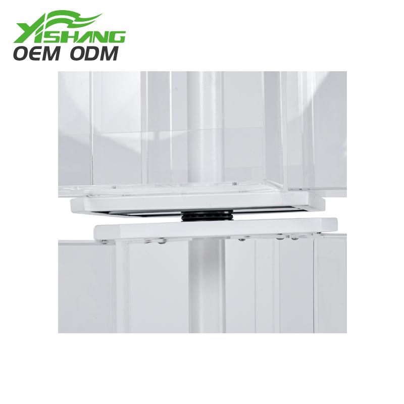 YISHANG -Find Store Display Custom Metal And Acrylic Rotating Display Racks For-4