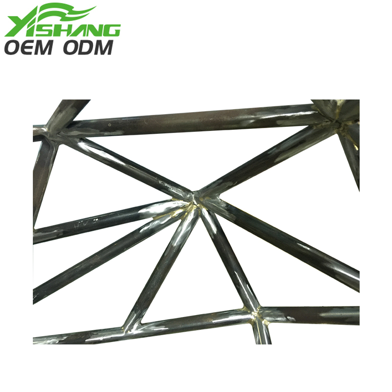 YISHANG -Custom Metal Frame Metal Parts From Yishang Display-2