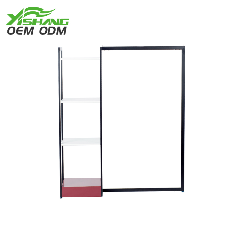 YISHANG -Find Shop Clothes Rack Cloth Rack Stand From Yishang Display