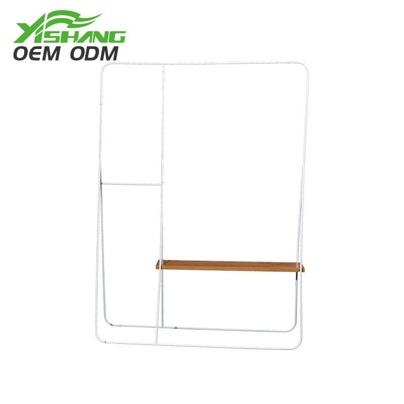 YISHANG -Custom Clothes Shop Clothes Display Stand Rack Supplier