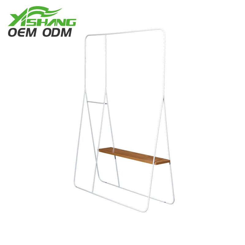 YISHANG -Custom Clothes Shop Clothes Display Stand Rack Supplier-4