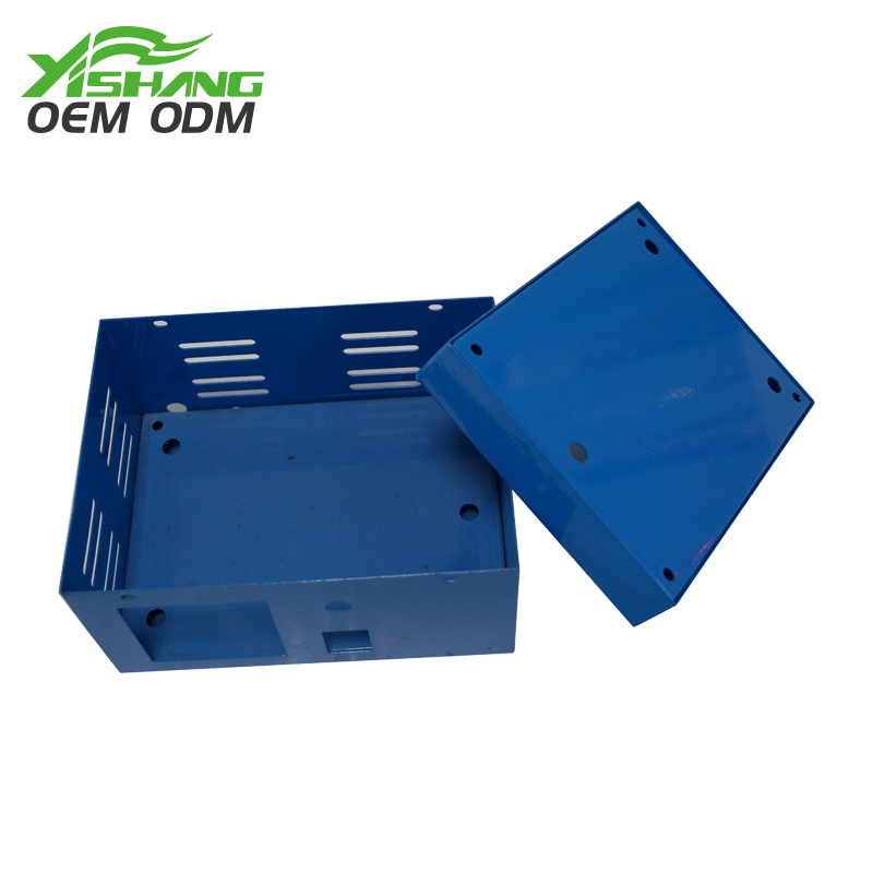 YISHANG -Find Metal Case Oem Black, Blue, White Sheet Metal Casing Box