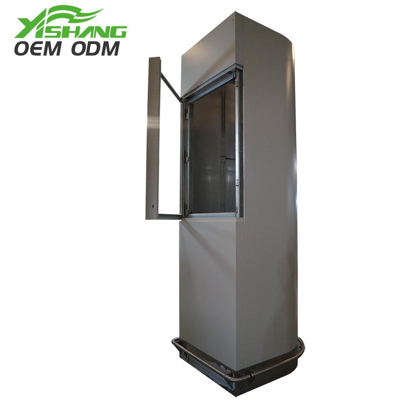 YISHANG -Custom Professional Large Sheet Metal Enclosure Fabrication-1