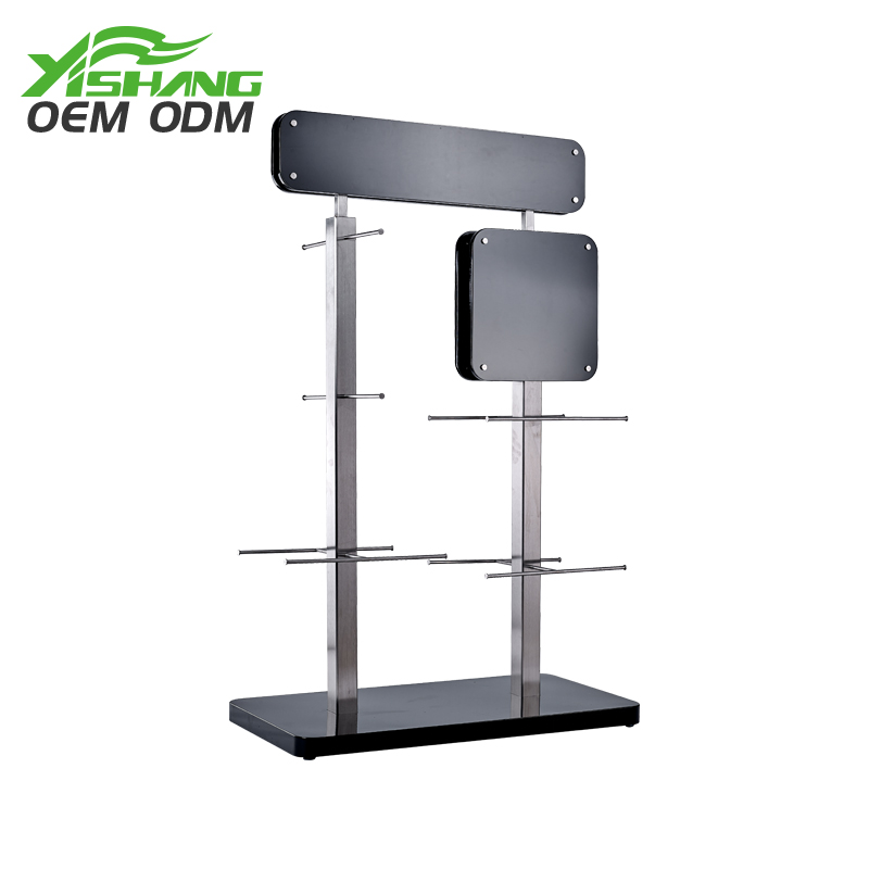 YISHANG -Professional Clothing Display Stand With Mixed Material -Yishang