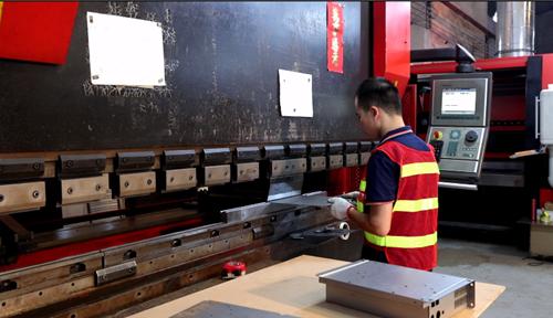 Sheet Metal Fabrication - CNC Bending-YISHANG