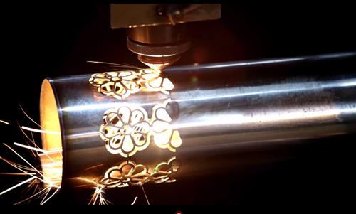 Sheet Metal Fabrication - Laser Cutting Metal Pipe