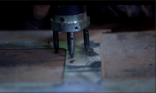Sheet Metal Fabrication - Stud Welding