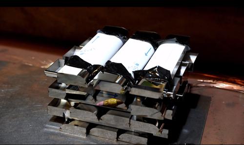 Sheet Metal Fabrication - Metal Spot Welding Process