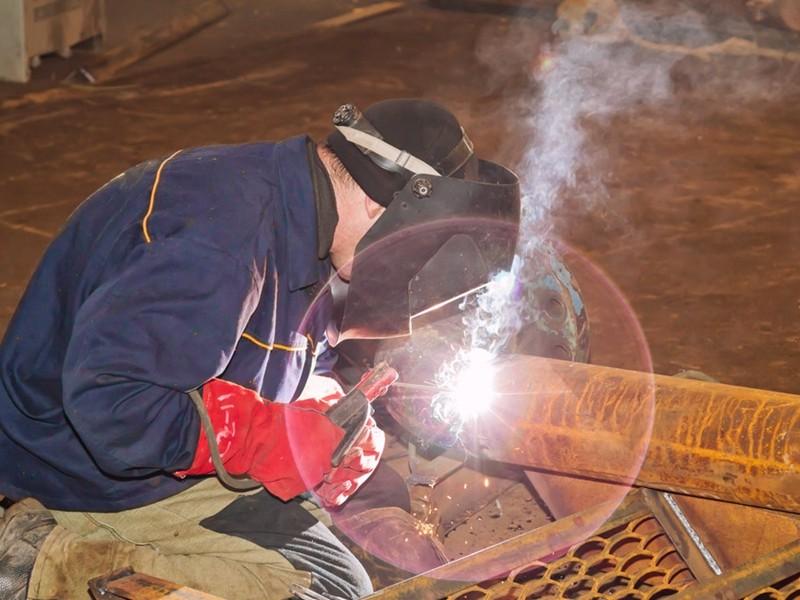 YISHANG -Hand Arc Welding-1