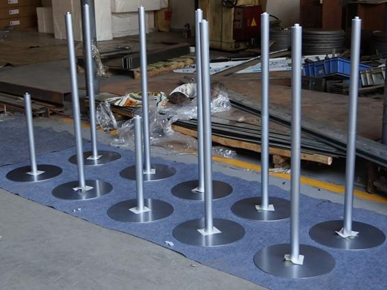 Custom Sheet Metal and Pipe Fabrication from Sweden