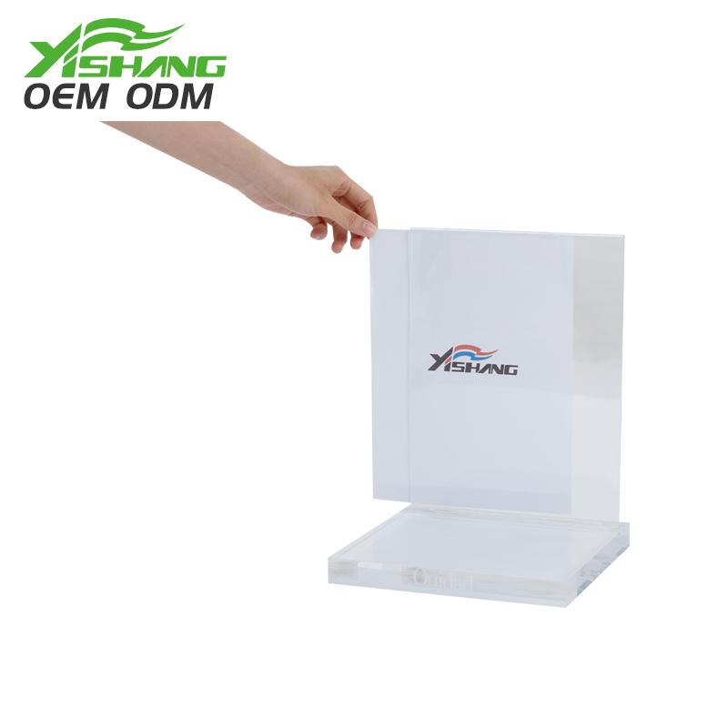 YISHANG -Custom Wholesale Acrylic Cosmetic Display Stand Suppliers