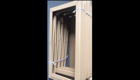 Square Paper Angle Bead For Carton - Sheet Metal Manufacturing Company-YISHANG