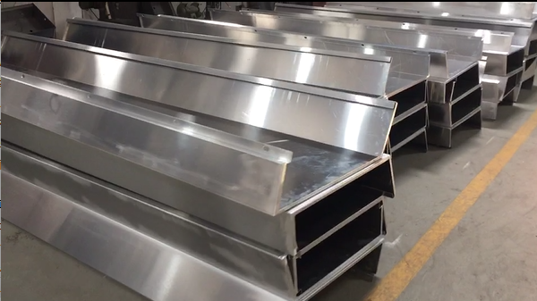 Aluminum Fabrication -  Large Aluminum Enclosure