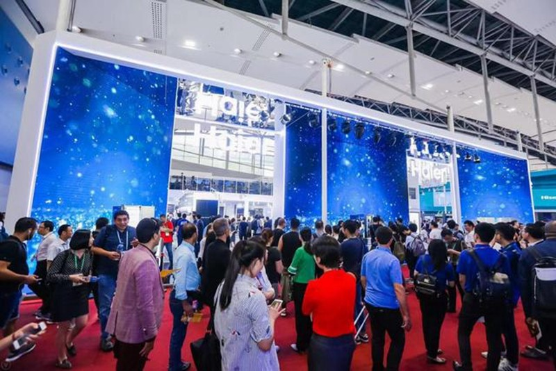 YISHANG -Visit The 126th Canton Fair-1