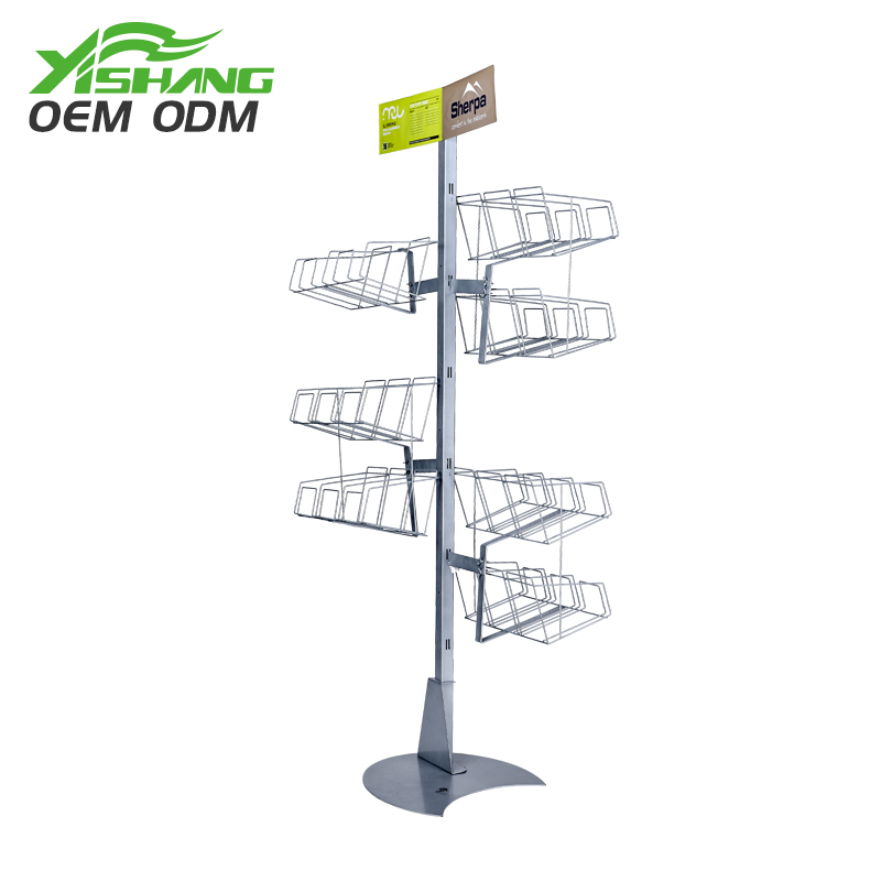 YISHANG -Can The Metal Display Stand Be Used Outdoors, Zhongshan Yishang Metal Products Co-1