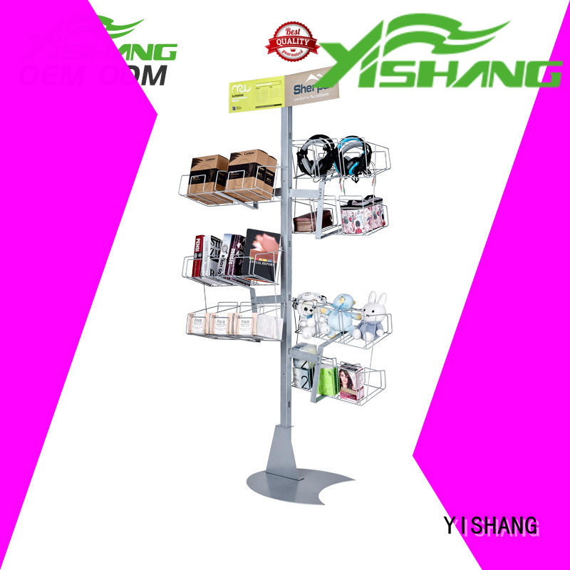 YISHANG Brand free holder metal headphone stand
