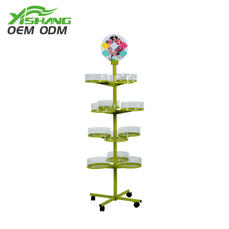 YISHANG -High-quality Rotating Metal Cookies Candy Display Rack For Store | Other Display