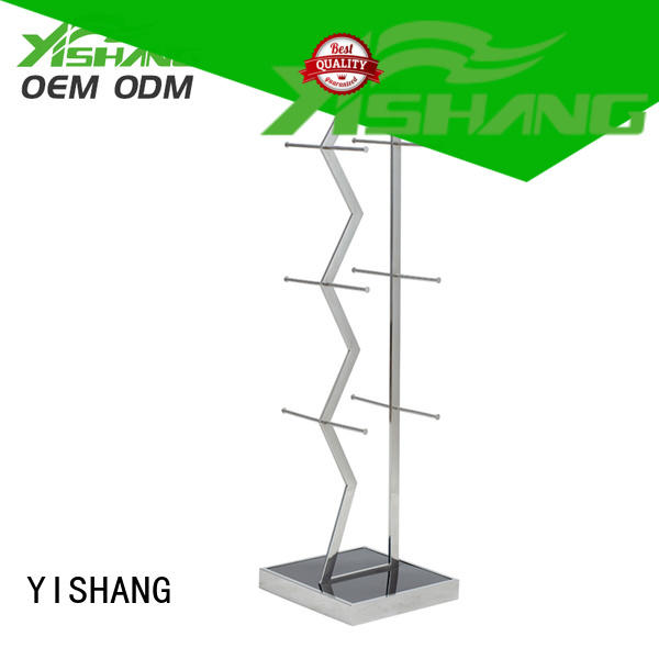 shop clothes rack for shopping mall YISHANG