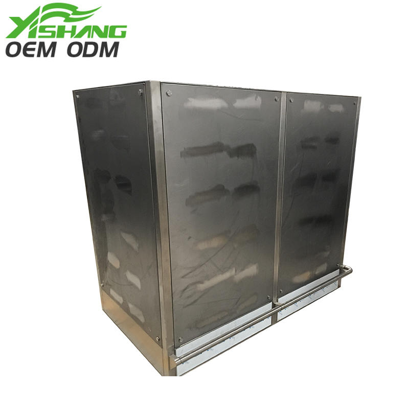 YISHANG -Aluminum Enclosure | Custom Waterproof Outdoor Metal Electrical Cabinet