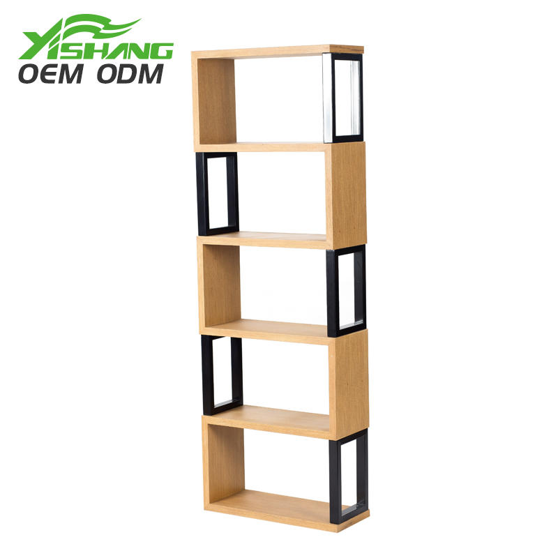 YISHANG -Custom Store Home Modern Decorative Furniture Items | Wall Mounted Bookcase