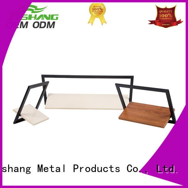wallmounted round metal wall organizer YISHANG manufacture
