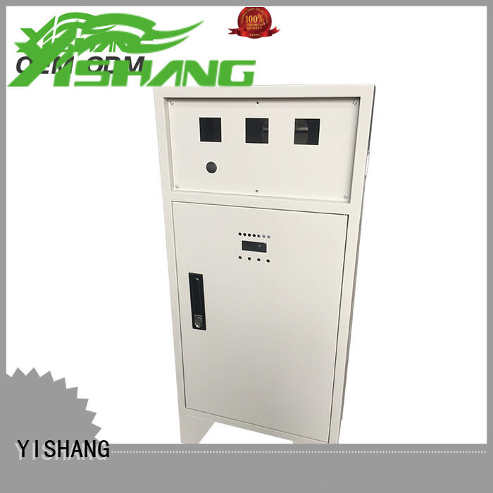 Quality YISHANG Brand enclosure metal enclosure