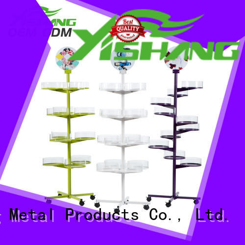 headset store display rack for shopping mall
