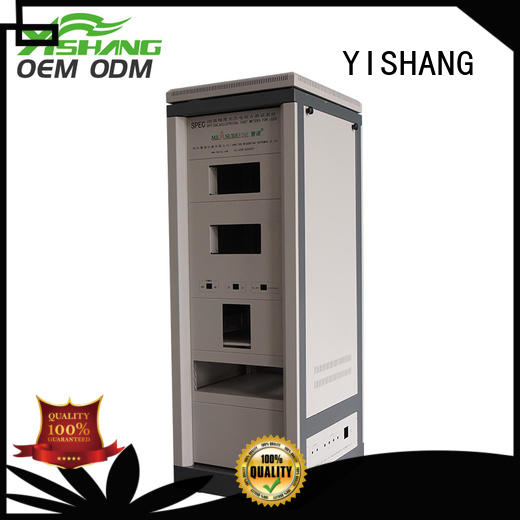 coated stainless steel enclosure small box YISHANG Brand