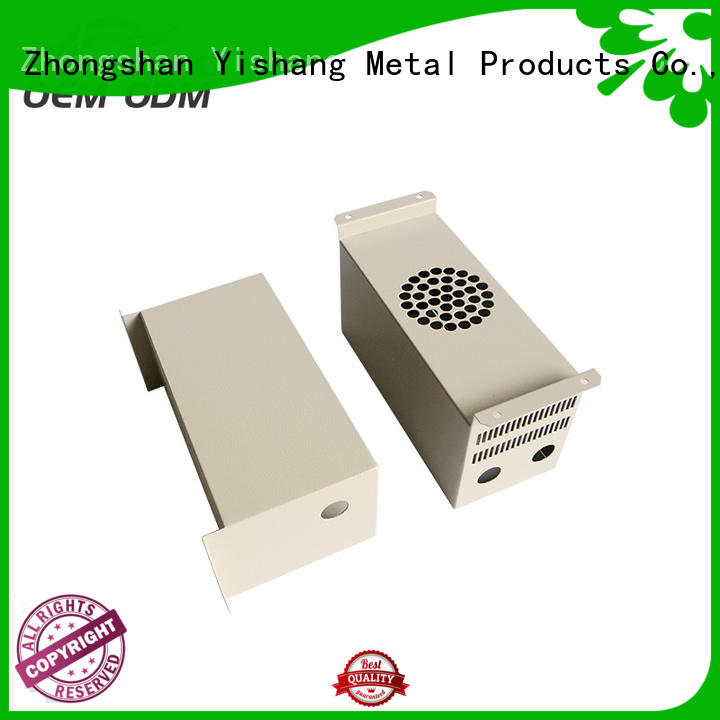 YISHANG Brand large metal stainless steel enclosure enclosure