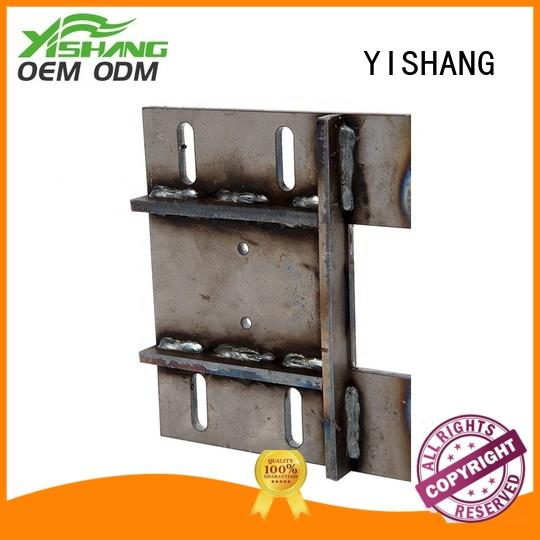 fabrication metal parts steel metal YISHANG company
