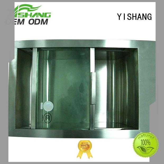 YISHANG Brand metal powder box enclosure metal enclosure