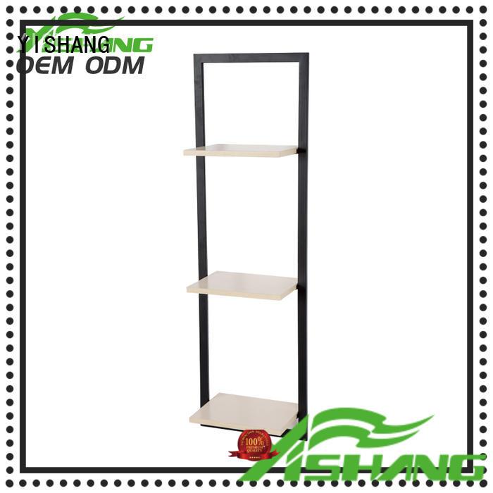 Custom shelf round wall-mounted organizer YISHANG home
