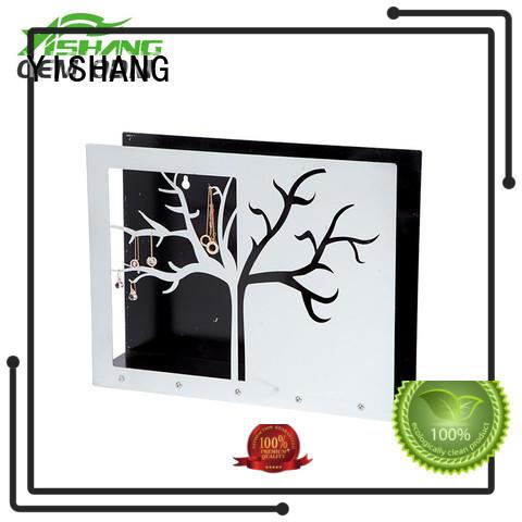 storage wallmounted metal wall organizer handbag YISHANG company