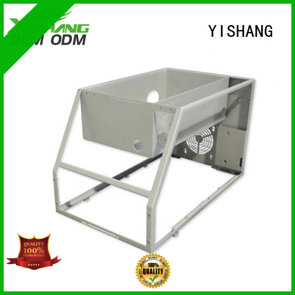 sheet enclosure YISHANG Brand stainless steel enclosure factory