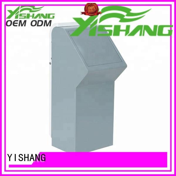 YISHANG Brand enclosure box small large metal enclosure