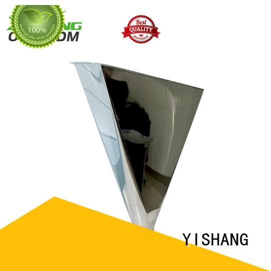 YISHANG Brand sheet powder stainless steel enclosure coated