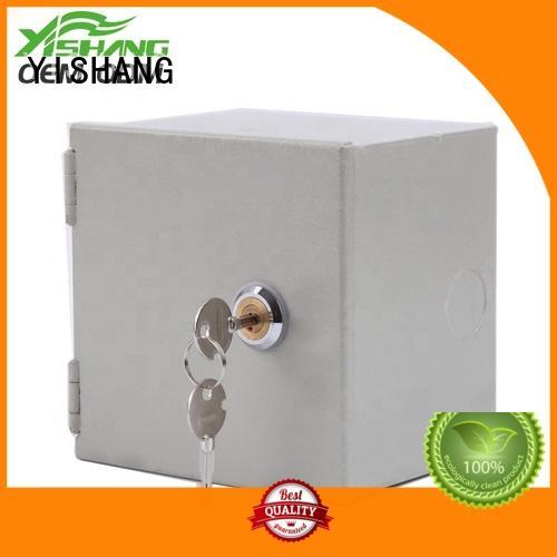 sheet box metal enclosure powder YISHANG Brand company