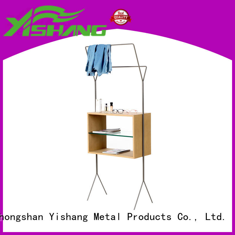 YISHANG shop clothing racks for sale manufacturer for shopping mall