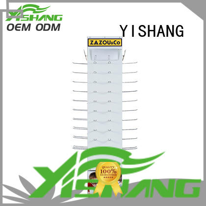 YISHANG removable eyewear display stand rack for retail store
